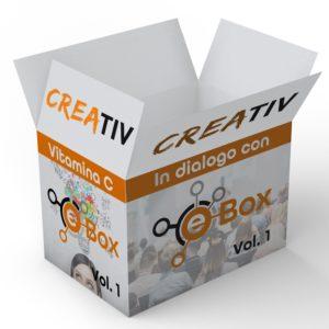 Creativ E-Box Vol. 1 (aprile – maggio 2020): 1000 minuti di training quando, dove e come vuoi!