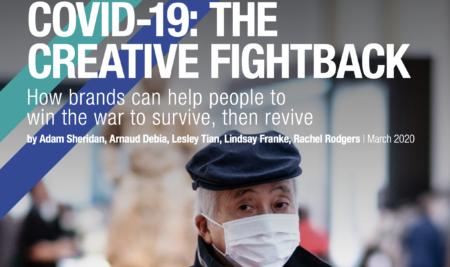 """COVID-19: la """"resistenza"""" creativa"""