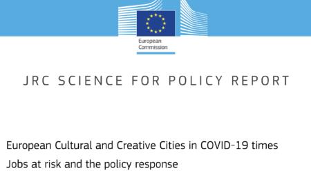 Cultura, creatività e Covid-19: uno studio su impatto e conseguenze